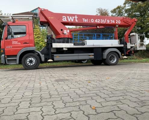Palfinger WT 350